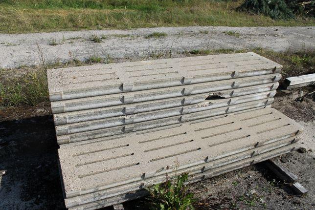 Ruszt betonowy dla tuczników