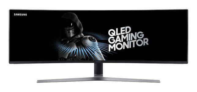 Monitor Samsung Curved QLED 49 cali Matryca DO WYMIANY