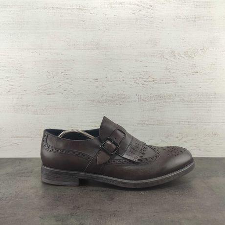 Туфли Bata. Кожа, сделаны в Италии. Размер 42