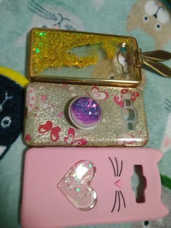 Чехли на Xiaomi Mi4 та Samsung G 531 H