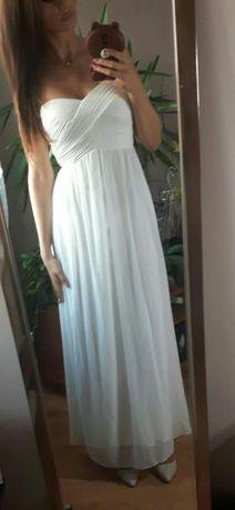 Suknia ślubna klasyczna zwiewna Jane Norman