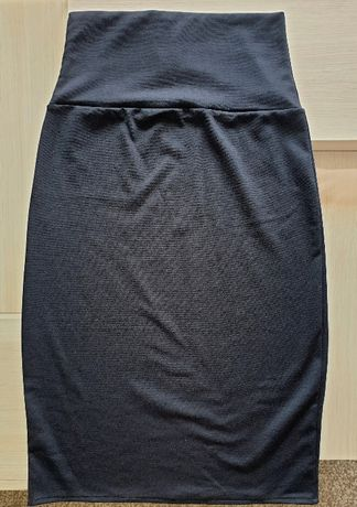 Spódnica czarna wysoki stan r. 40