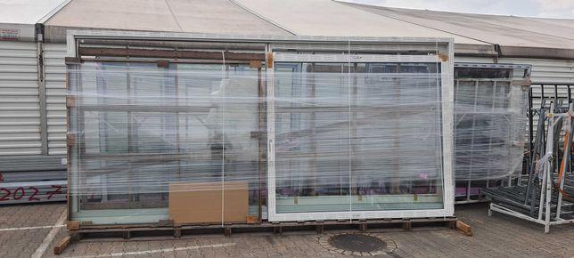 okna przesuwne tarasowe HST