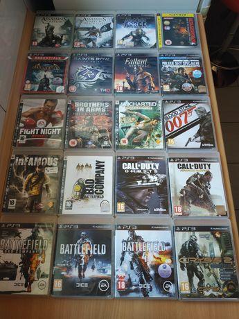 Gry PS3, stan bardzo dobry, możliwa wysyłka