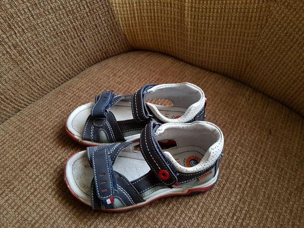 Sandały chłopięce Lasocki rozmiar 26 cm.