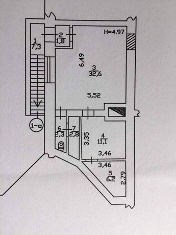 Продажа помещения,Голосеевский район ,Голосеевский проспект 46/1.