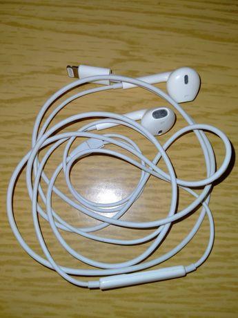 Apple EarPods lightning słuchawki przewodowe