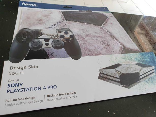 Skin Okleina Naklejka PS4 PRO SOCCER Playstation HAMA