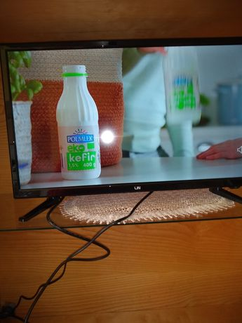 "Telewizor LIN LED HD 24""nowy"