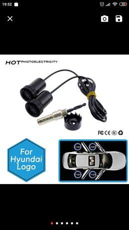 Projektor logo Hyundai