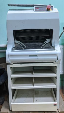Хлеборезка полуавтомат промышленная JAC