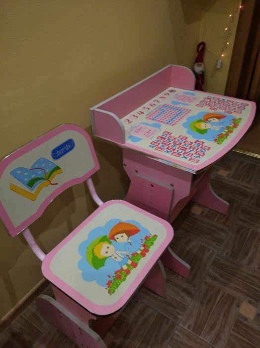 Стол детский для творчества Киев - изображение 1