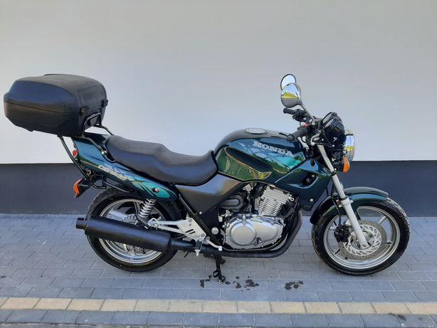 Honda cb 500 z roku 1994 kw 25 A2