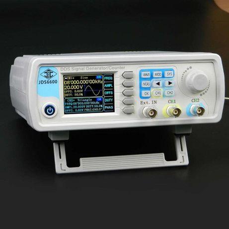 Генератор JDS6600- 60MHz