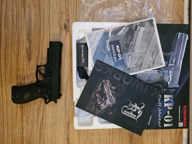 Replika Sig Sauer P226R - KJW KP-01