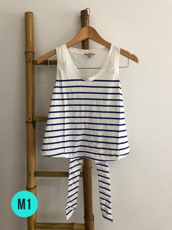 Tops: S/M/L | Lefties, Mango & Outras