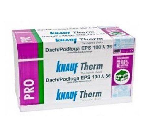 Styropian eps 100 Knauf Therm pro dach/podłoga