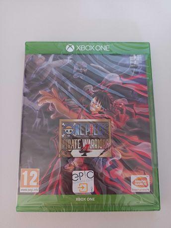 One Piece Pirate Warrior 4 Xbox One Novo e Selado