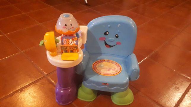 Cadeira de brinquedo