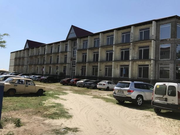 Продается Отель Арго-Затока на Каролино-Бугазе. Первая линия моря
