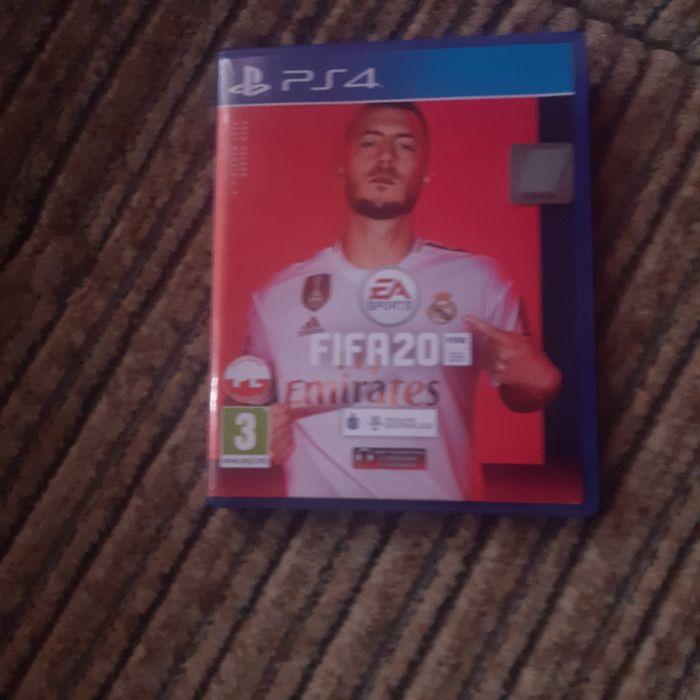 Playstation 4 Fifa 20 Węgrów - image 1