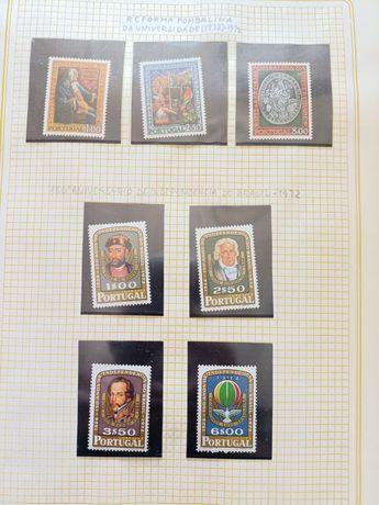19 Coleçoes de selos