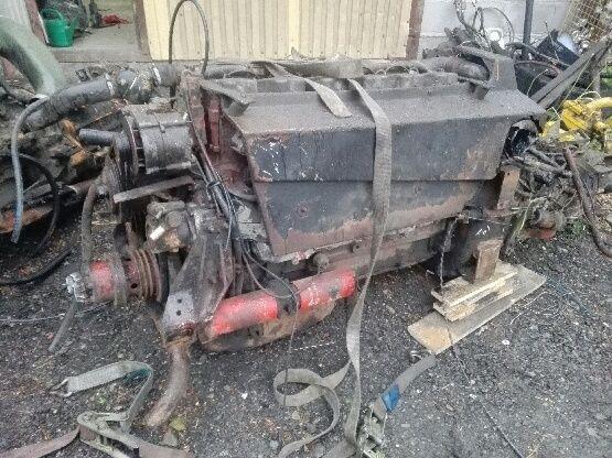 Silnik Steyr 6 cyl