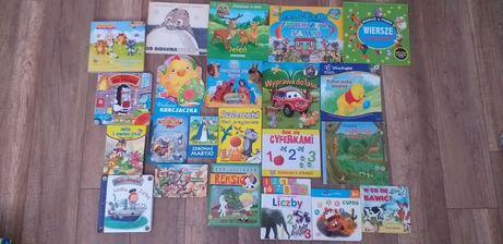 Książeczki dla najmłodszych