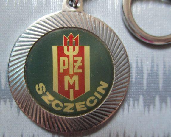Szczecin PŻM Brelok PRL