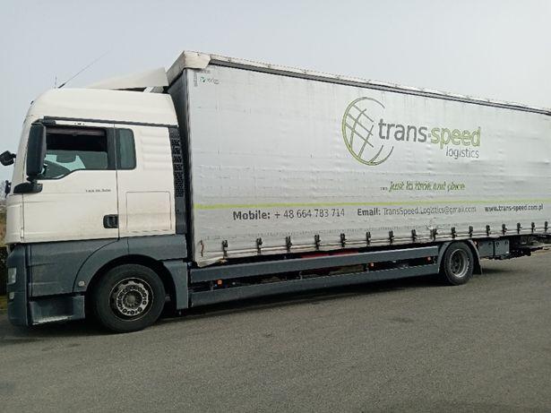 Auto Ciężarowe Man Tgx 18.360
