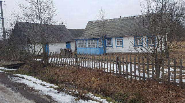 Срочно! Будинок в селі Жубровичі (вул. Центральна, 41)