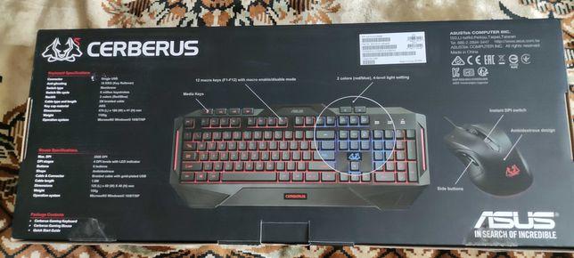 Комплект проводной Asus Cerberus Combo USB