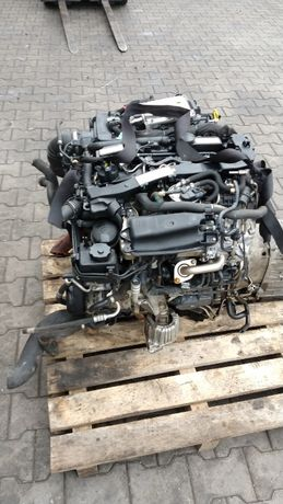 Silnik Mercedes W204 2.2 CDI 170 kM 2013