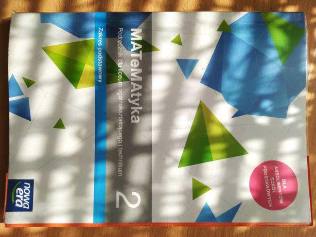 Podręcznik do matematyki dla liceum i technikum. Zakres podstawowy