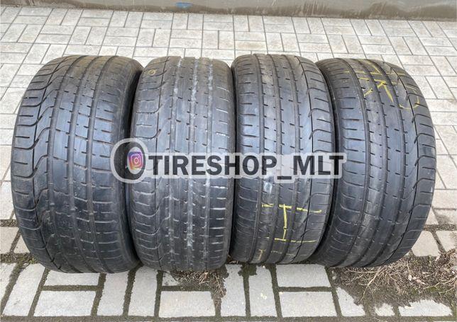 Летняя резина шины 255/40R19 PIRELLI
