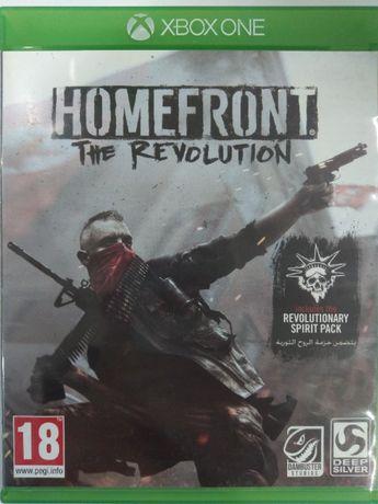 Homefront The Revolution Xbox One Używana Kraków