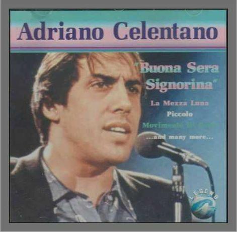 Adriano Celentano – Buona Sera Signorina (Album, CD)