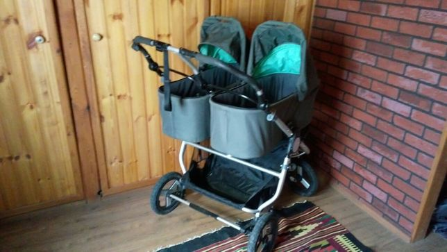 Bumbleride Indie Twin коляска для двойни для двійнят Бамблерайд