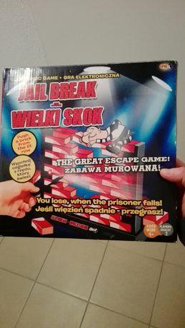 Gra Jail break - wielki skok Epee