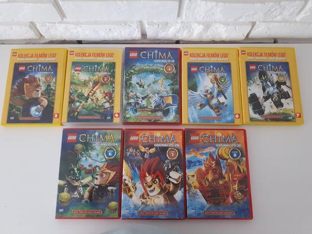 Kolekcja filmów lego Chima
