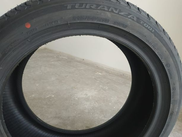 Opony letnie Bridgestone Turanza T001 215/50R18