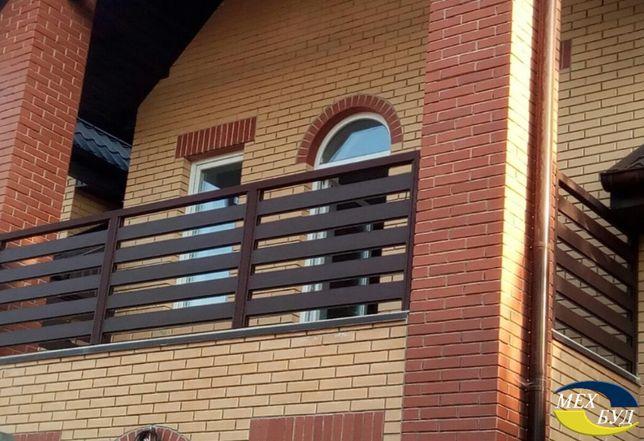 Балконы, террасы, производство и монтаж. Балконы под ключ