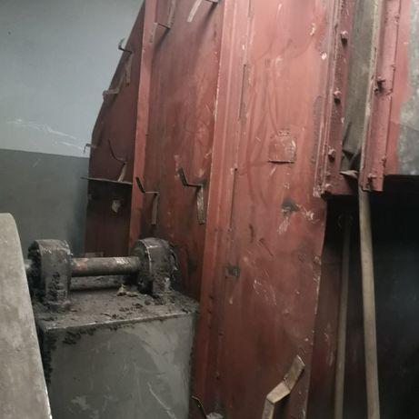 Wyciąg, odciąg lakierniczy, wentylator przemysłowy,bardzo duży