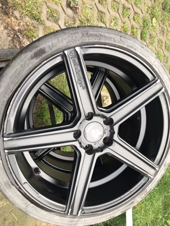 MB-DESIGN KV1  19 5x114,3 felgi aluminiowe renault Honda Mazda