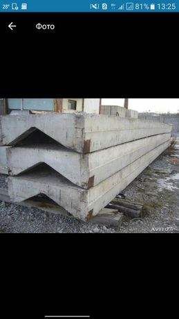 Плита 12×1;5.90×1.балка бетон 12м 18м.фбс 50ка 300шт