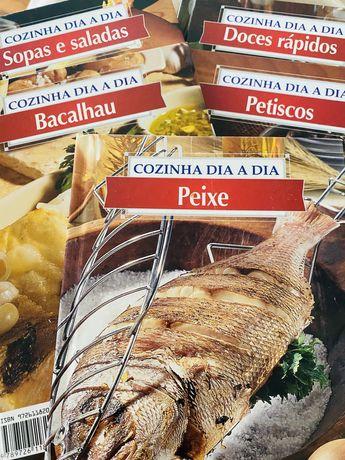 9 livros de culinaria