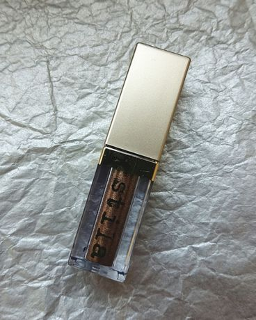 Жидкие тени для век Stila - Glitter & Glow Liquid Eye Shadow - bronze