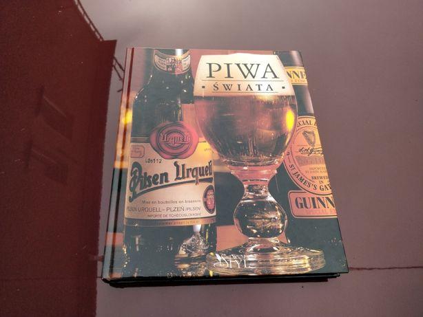 """Książka """"Piwa Świata"""" Gilbert Delos"""