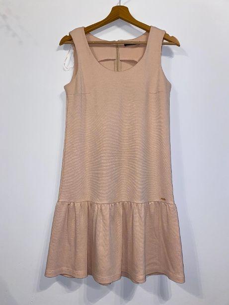 Bladoróżowa sukienka Mohito S