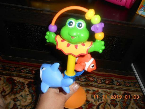 Музыкальная игрушка с 6 месяцев